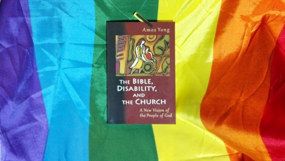 Amos Yong Book On Rainbow Flag
